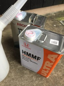 Fit user vehicle inspection · HMMF exchange – Grease Monkey